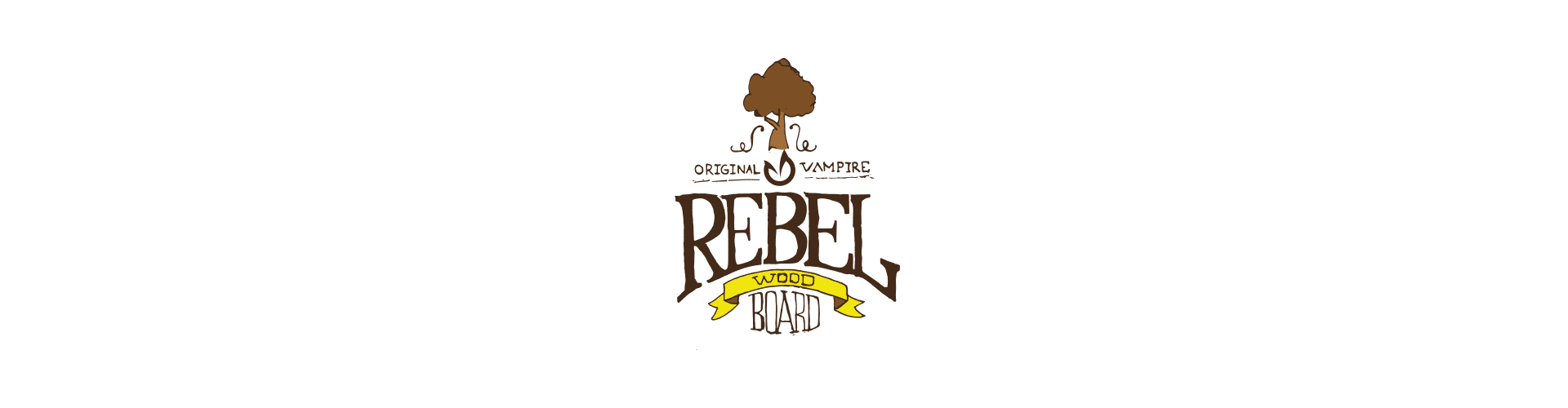 Vampire Boards - Rebel 2014 Graphic Design / Logo Design