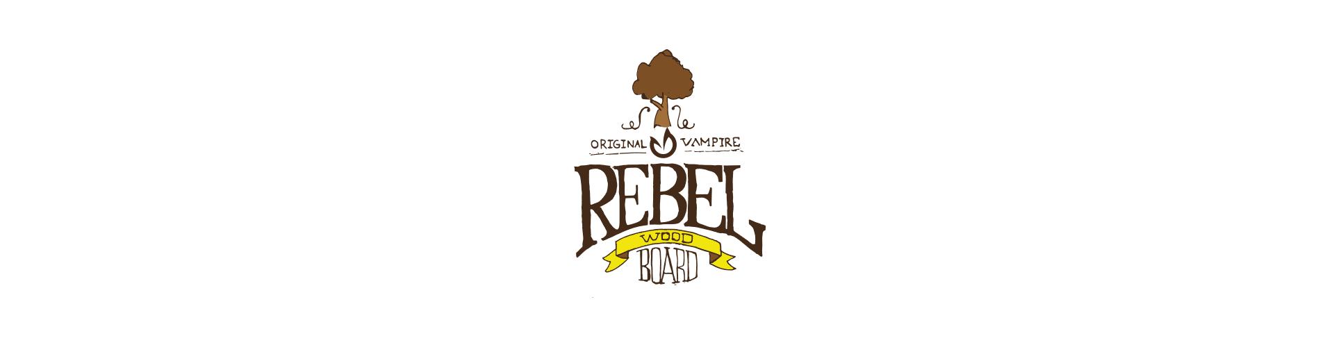 Vampire Kiteboards Typedesign - Rebel 2014