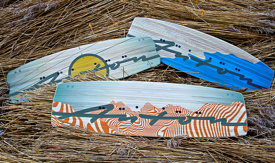 Photo 01 Anton Kiteboards 2014 - M-Train / Bullet / Casino