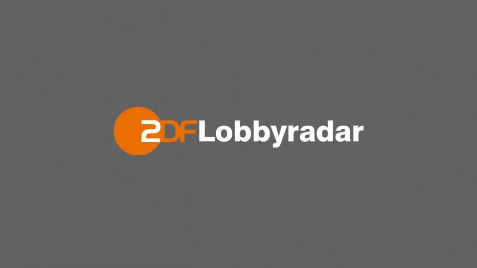 ZDF Heute Lobbyradar
